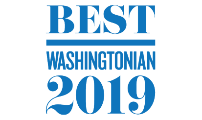 Best of Washingtonian Award for Real Estate Agents
